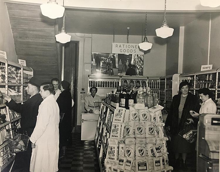 Hillards circa 1950