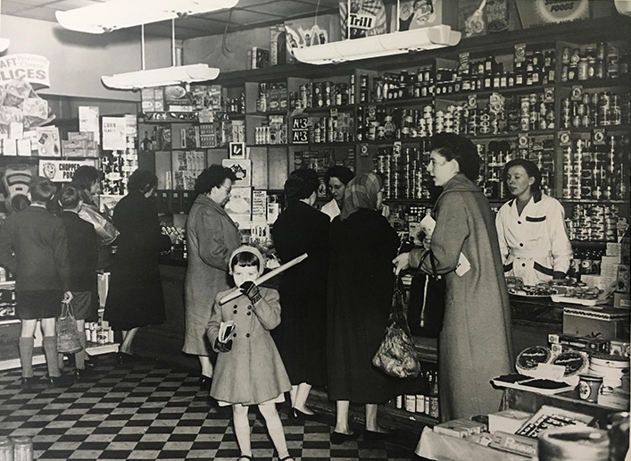 Hillards cira 1940